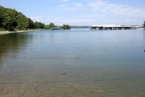 Marina on Table Rock Lake